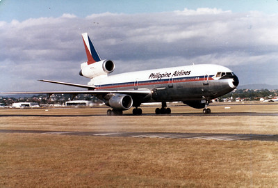 PH-DTK PHILIPPINE AIRLINES DC-10-30