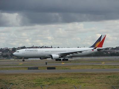 F-OHZS PHILIPPINES A330-300