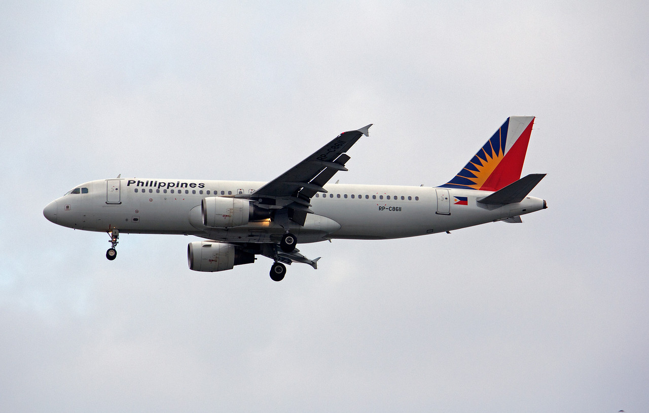 RP-C8611 PHILIPPINES A320