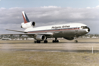 PH-DTK PHILIPPINE AIRLINES DC-10
