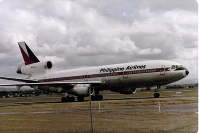PH-DTI PHILIPPINE AIRLINES DC-10