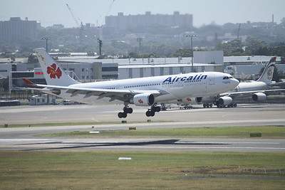 AIRCALIN F-OHSD A330-200