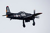 F8F Bearcat from the Historic Flight Foundation