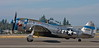 """Republic P-47D Thunderbolt """"Tallahasee Lassie"""" at Flight Heritage Collection"""