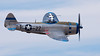 "Republic P-47D Thunderbolt ""Tallahasee Lassie"" at Flight Heritage Collection"