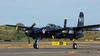 """F-7F Tigercat """"Hello Kitty"""" at Paine Field"""