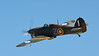 Hawker Hurricane Mk.XXIIA ( flyingheritage.com ) at Paine Field, Everett WA