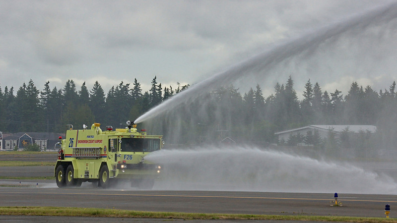 Paine Airfield Fire Dept demo