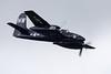 "F7F Tigercat ""Bad Kitty"" from Historic Flight Foundation"