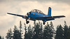 "Beech T-34B Mentor from Whidby Flying Club  <a href=""http://www.winfc.com"">http://www.winfc.com</a> at Paine Field, Everett WA"