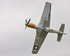 """P51-D Mustang """"UPUPA EPOPS"""" from FHC at Paine Field, Everett WA"""