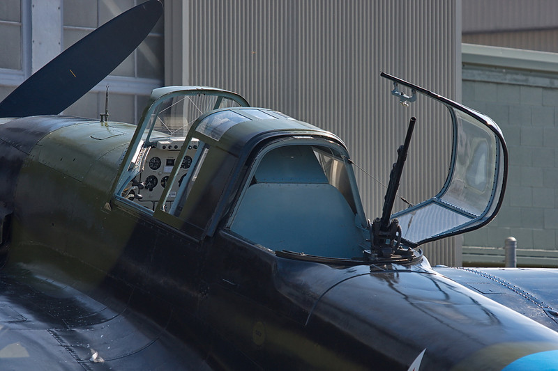 Ilyushin Il-2M3 Shturmovik - poor gunner.... not much armour to the rear.
