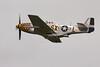 "P-51D Mustang""Upupa Epops"" w/Bud Granley at controls"