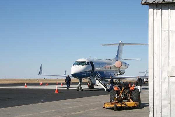 Pampa Airport Cheney