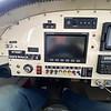 Old panel, pilot side.