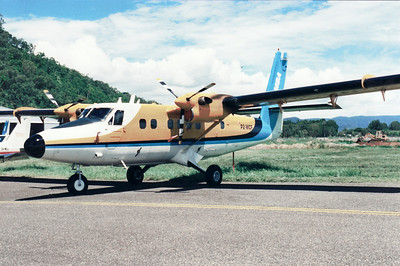 P2-MCF MILNE BAY AIR TWIN OTTER