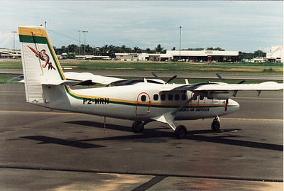 P2-MRN GOROKA AIR SERVICE TWIN OTTER