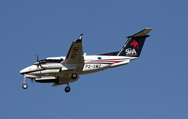 P2-SWZ SOUTH WEST AIR KINGAIR-200