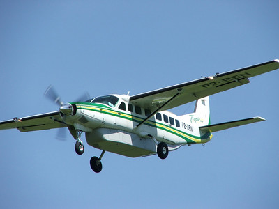 P2-BEN TROPIC AIR CESSNA-208 CARAVAN