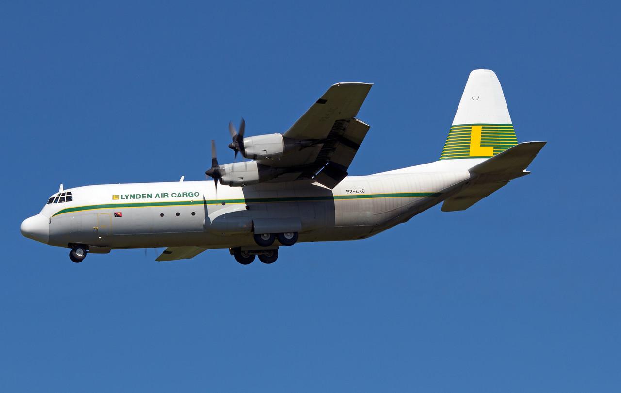P2-LAC LYNDEN AIRCARGO C-130