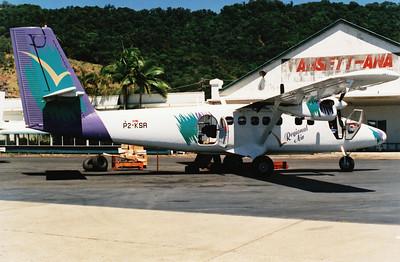P2-KSR REGIONAL AIR TWIN OTTER