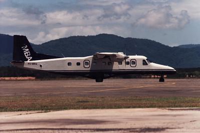 P2-MBQ MILNE BAY AIR  DORNIER DO-228
