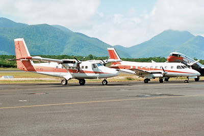 P2-RDU AND P2-RDX TALAIR TWIN OTTER AND EMB-1011