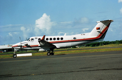 P2-PNG PNG GOVERNMENT KING AIR