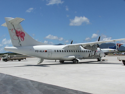 P2-ALA AIRLINK PNG . ATR-42