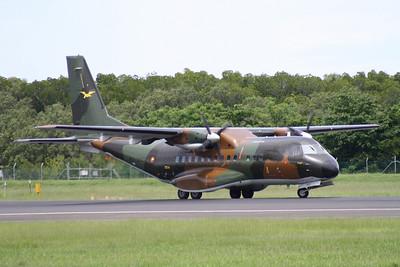 P2-0502 PAPUA NEW GUINEA DEFENCE FORCE CASA-CN235