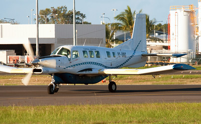 P2-BWC CENTRAL AVIATION PAC-750XL