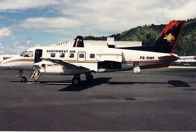 P2-SWF SOUTHWEST AIR EMB-1011 BANDERANTIE