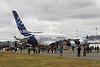 Paris Airshow - Le Bourget - 2013 - Airbus A380