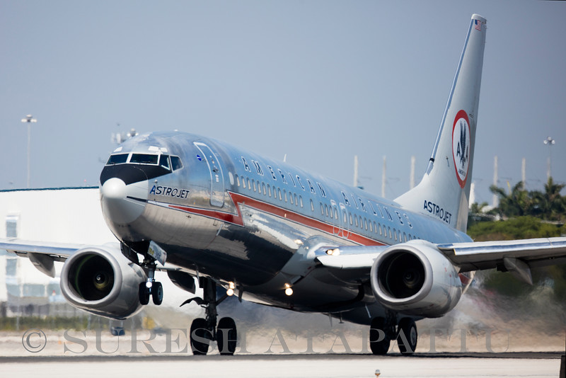 "American Airlines<br /> <br /> Copyright Suresh Atapattu |  <a href=""http://www.atapattu.net"">http://www.atapattu.net</a> 
