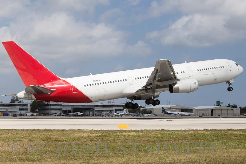 N796JM - Dynamic Airways