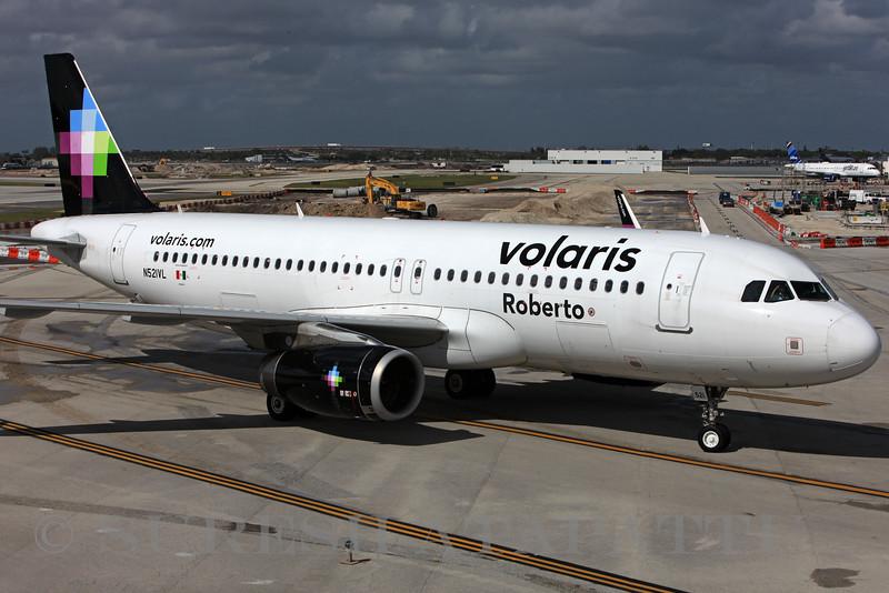 N521VL - Volaris