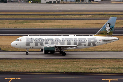 N933FR  Serial Number 2260  Airbus A319-111  Frontier Airlines