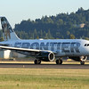 Frontier Airlines<br /> Airbus A319-111<br /> N920FR (cn 1997)