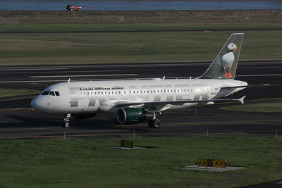 N946FR  Serial Number 2763  Airbus A319-111  Frontier Airlines