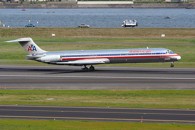 American Airlines - McDonnell Douglas MD-83 (DC-9-83) - N9413T / 4WW (cn 53188/2119)