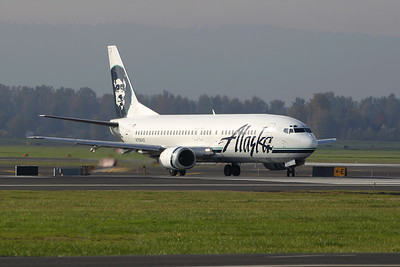 Alaska Airlines - Boeing 737-4Q8 - N768AS