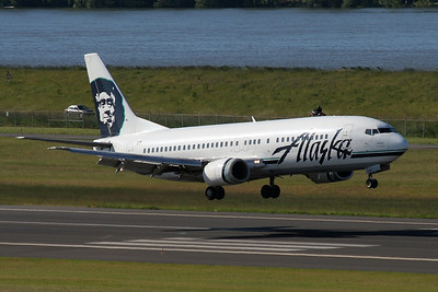Alaska Airlines Boeing 737-4Q8 760AS (cn 25098/2320)