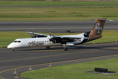 """Bombardier DHC-8-402Q Dash 8 Horizon Air N400QX s/n 4030  """"University of Idaho"""""""