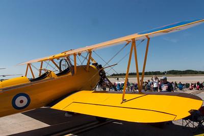 Pease Air Show
