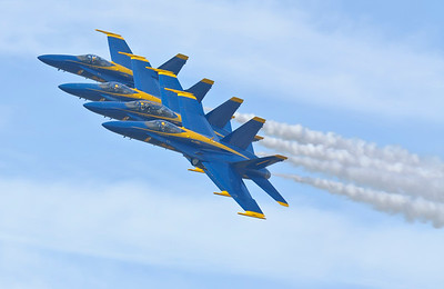 Blue Angels Echelon Pass