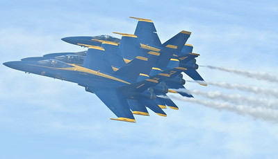 Blue Angels Echelon Pass in review