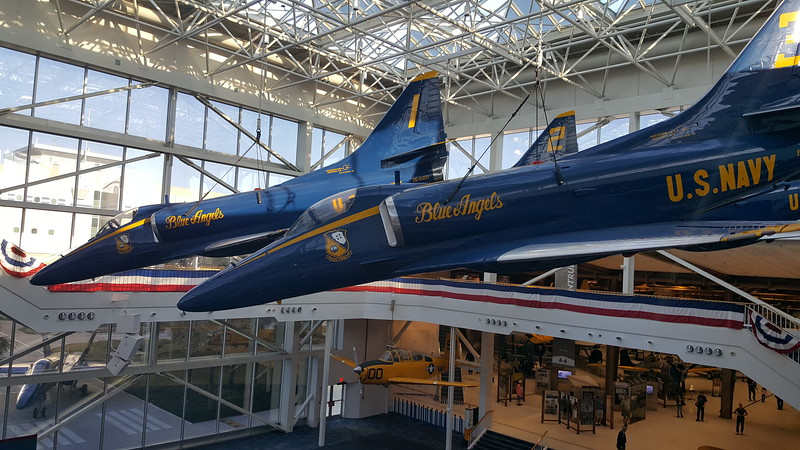 30 years ago I attended my first Blue Angels show and this is what they were flying at the time. The A-4 Skyhawk. You'll see the A-4 Skyhawk later in the photos.