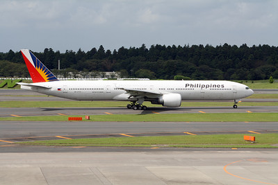 Philippines Airlines Boeing 777-300 RP-C7777