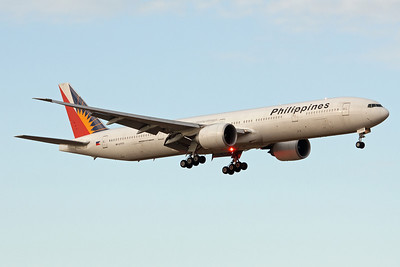 Philippines Airlines Boeing 777-300ER RP-C7777