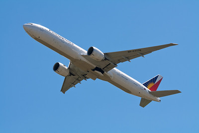 Phillipines Airlines Boeing 777-300 RP-C7776